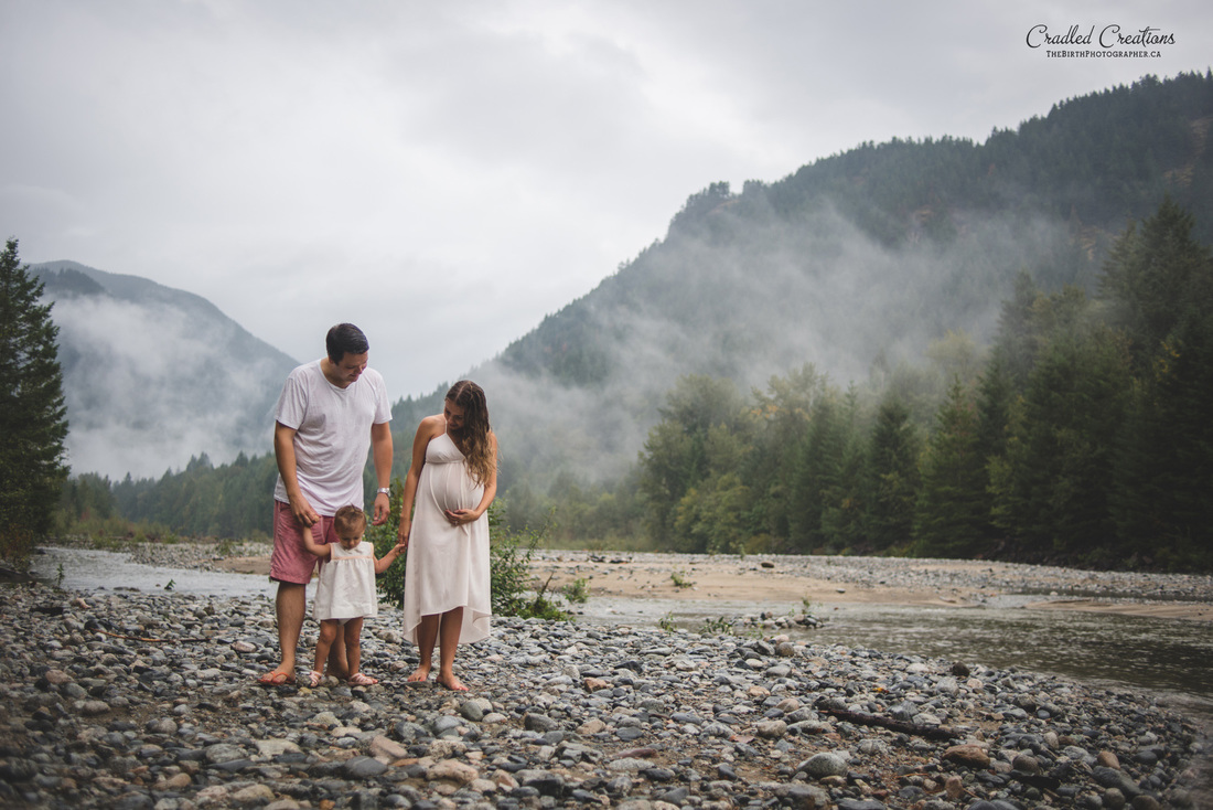 Vancouver Maternity Photos