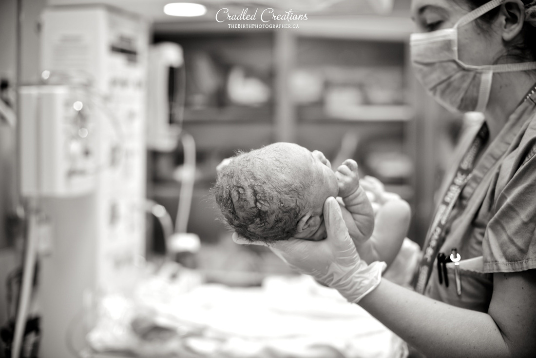 Canada Birth Photographer