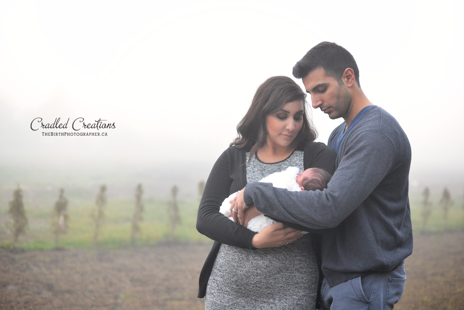 Langley Newborn Photographer