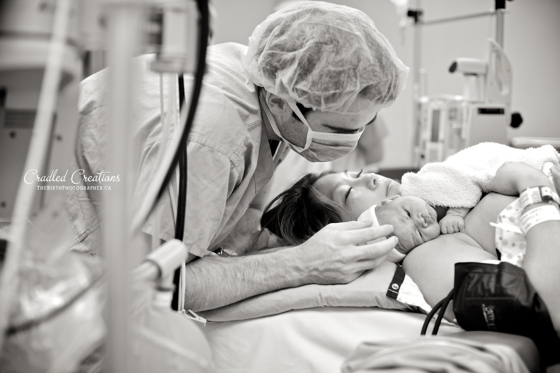 Canadian Birth Photographer