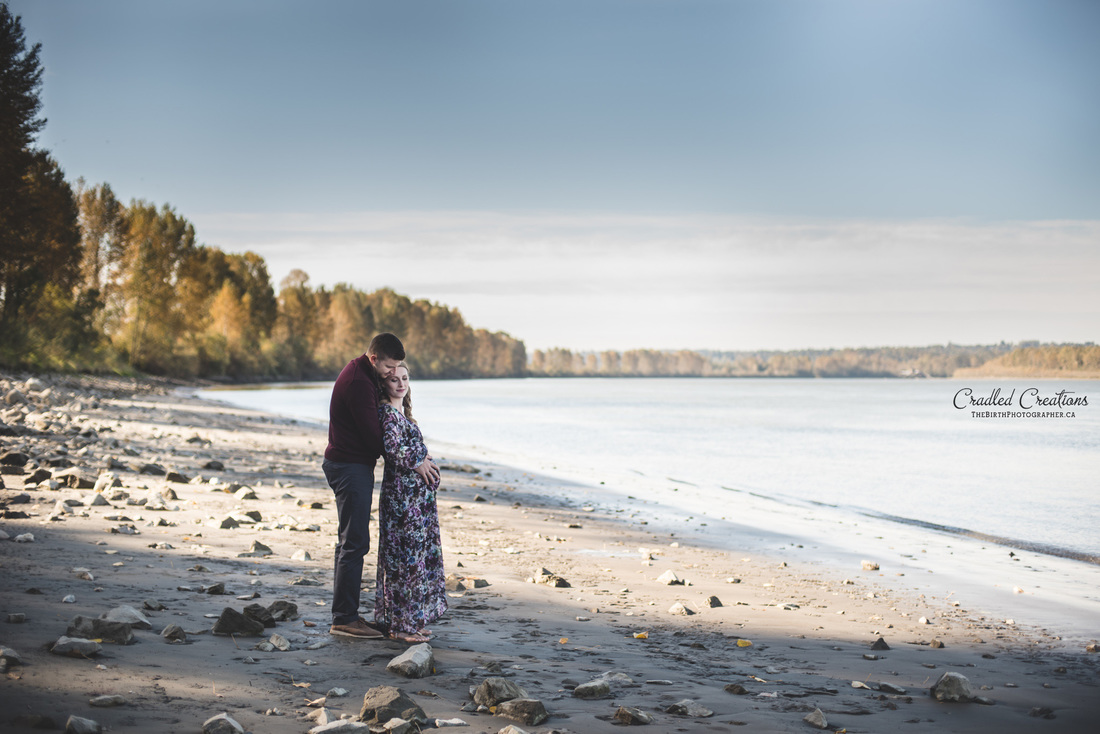 Maternity Beach Photos